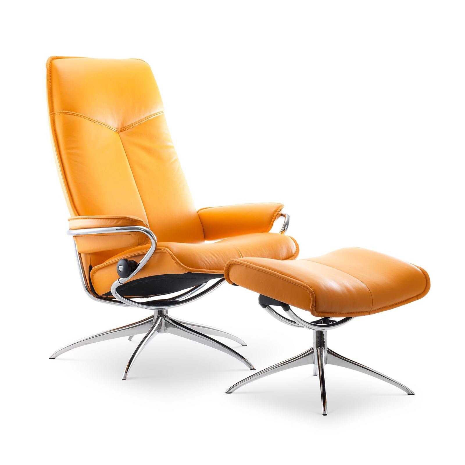 stressless sessel city high back paloma clementine ohne hocker. Black Bedroom Furniture Sets. Home Design Ideas