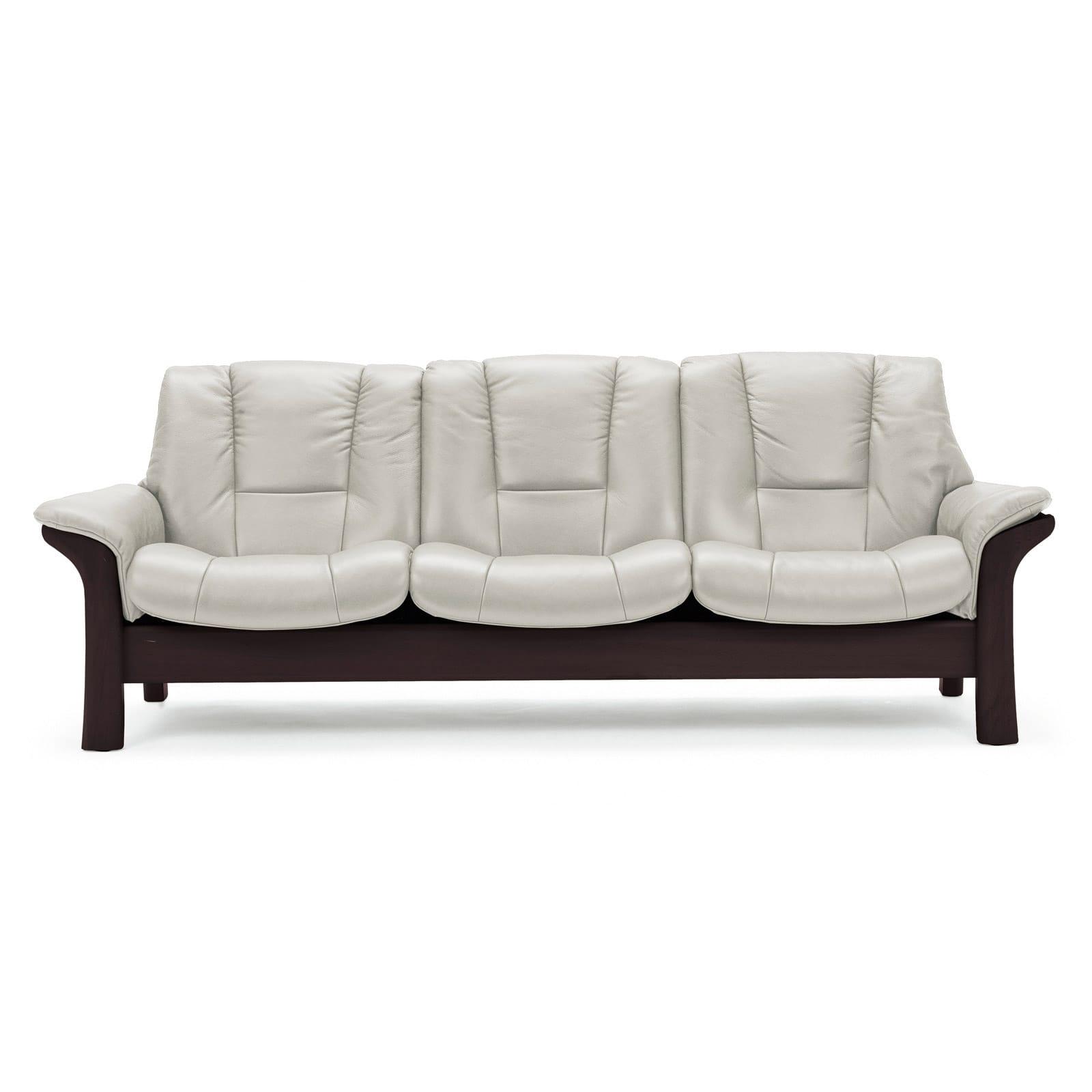 stressless sofa 3 sitzer buckingham l niedrig paloma. Black Bedroom Furniture Sets. Home Design Ideas