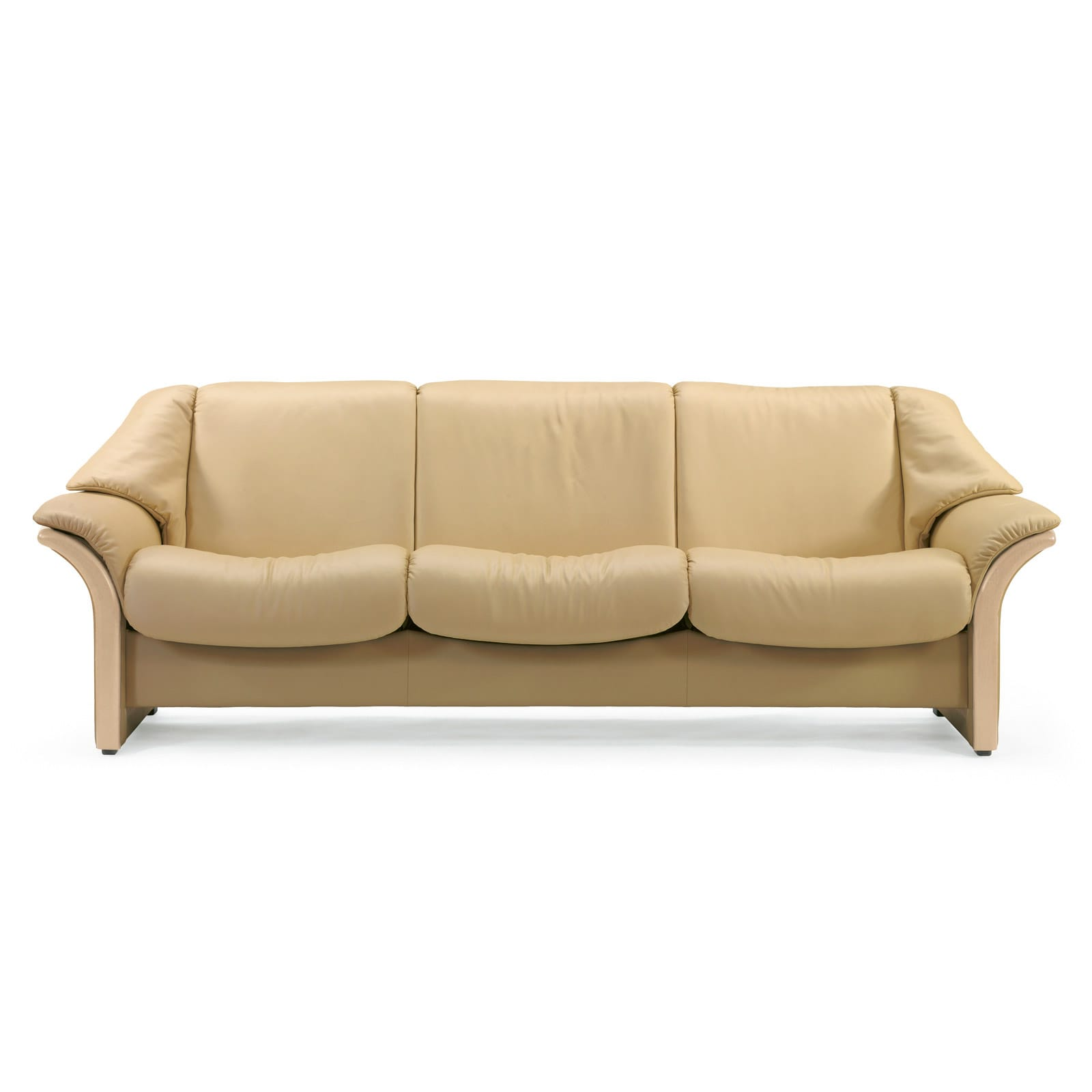 stressless sofa 3 sitzer eldorado m niedrig sand natur. Black Bedroom Furniture Sets. Home Design Ideas