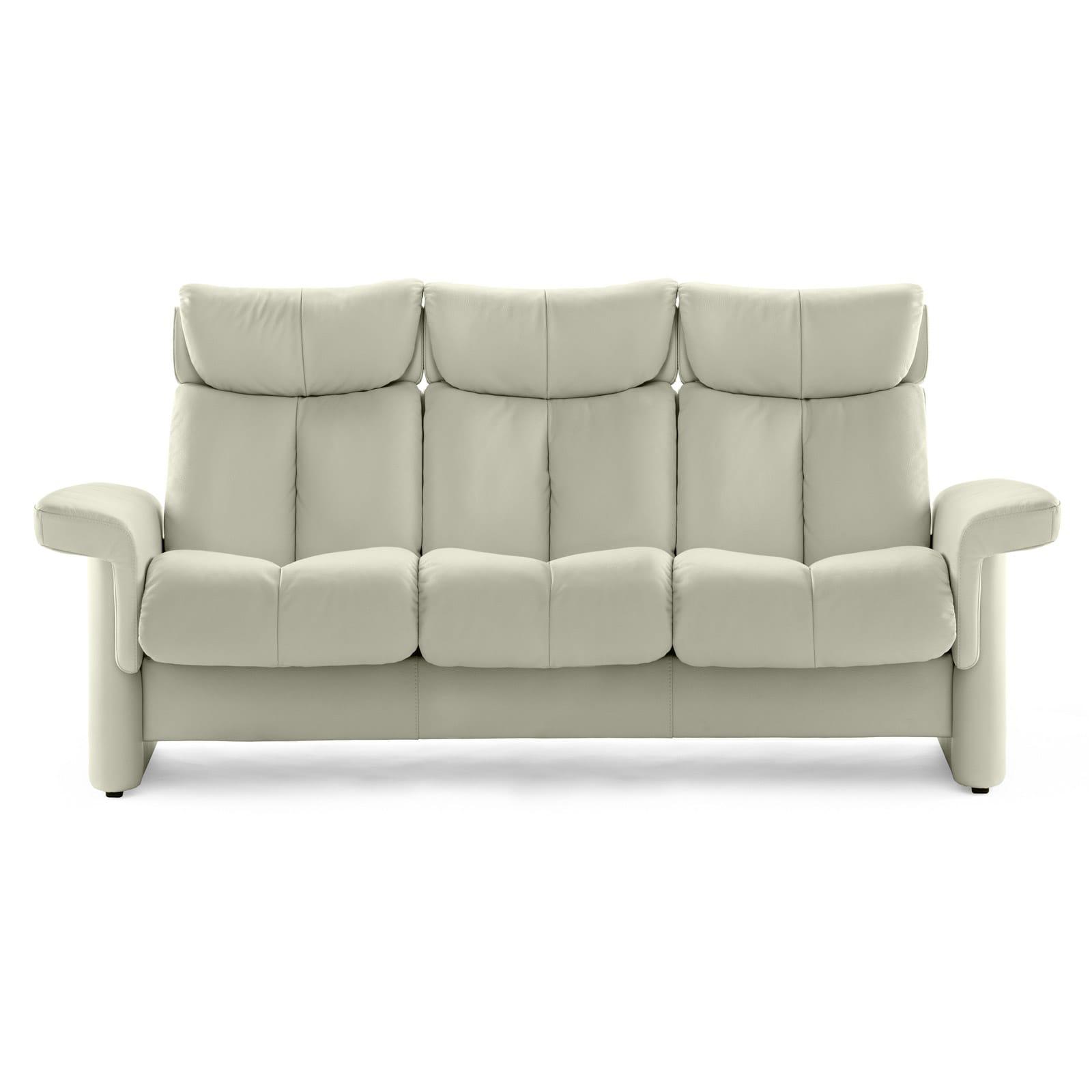 stressless sofa 3 sitzer legend m hoch paloma light grey. Black Bedroom Furniture Sets. Home Design Ideas