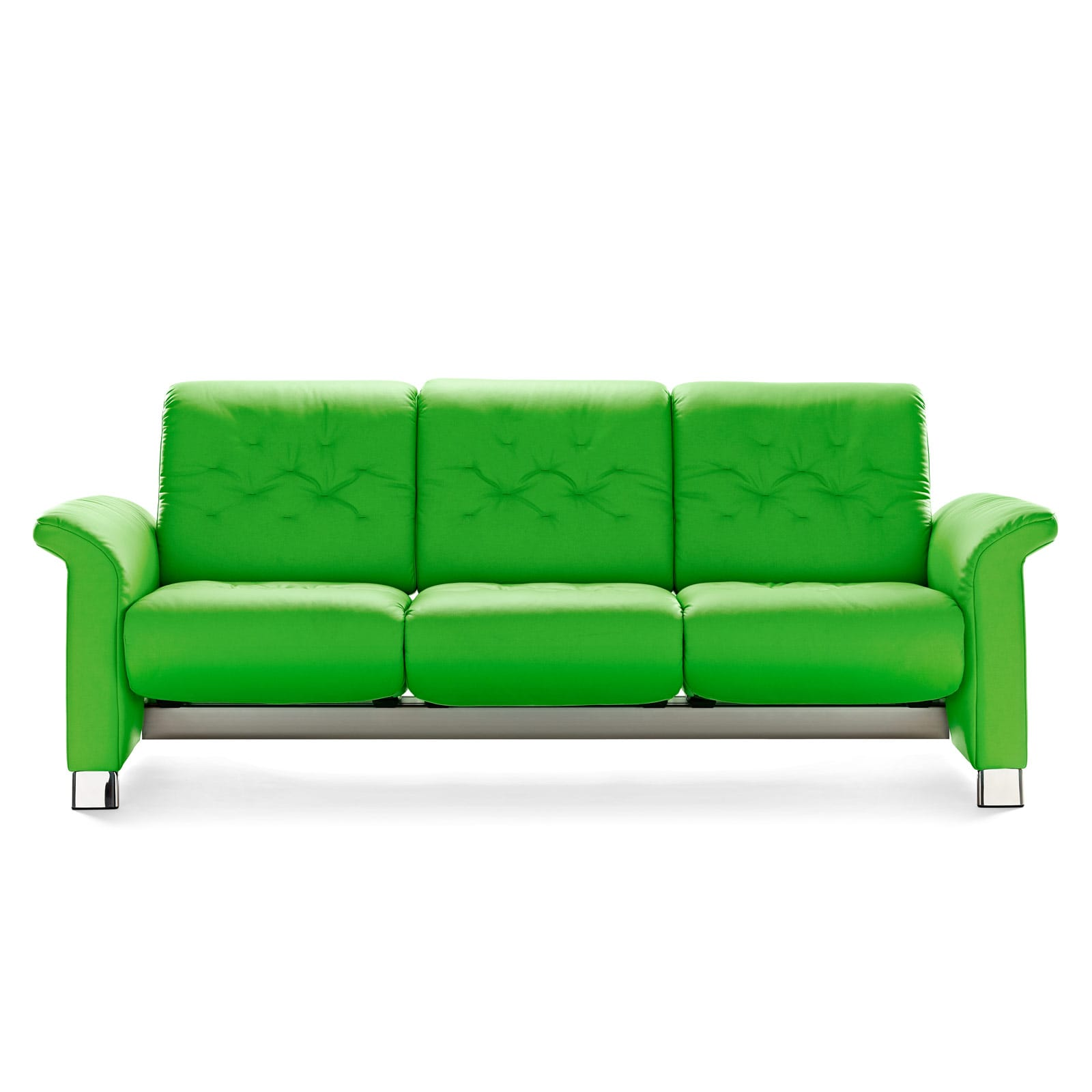 stressless sofa 3 sitzer metropolitan paloma summer green. Black Bedroom Furniture Sets. Home Design Ideas