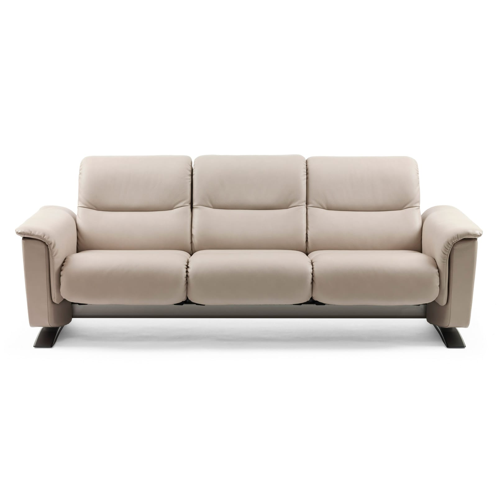 stressless sofa 3 sitzer panorama beige stressless. Black Bedroom Furniture Sets. Home Design Ideas