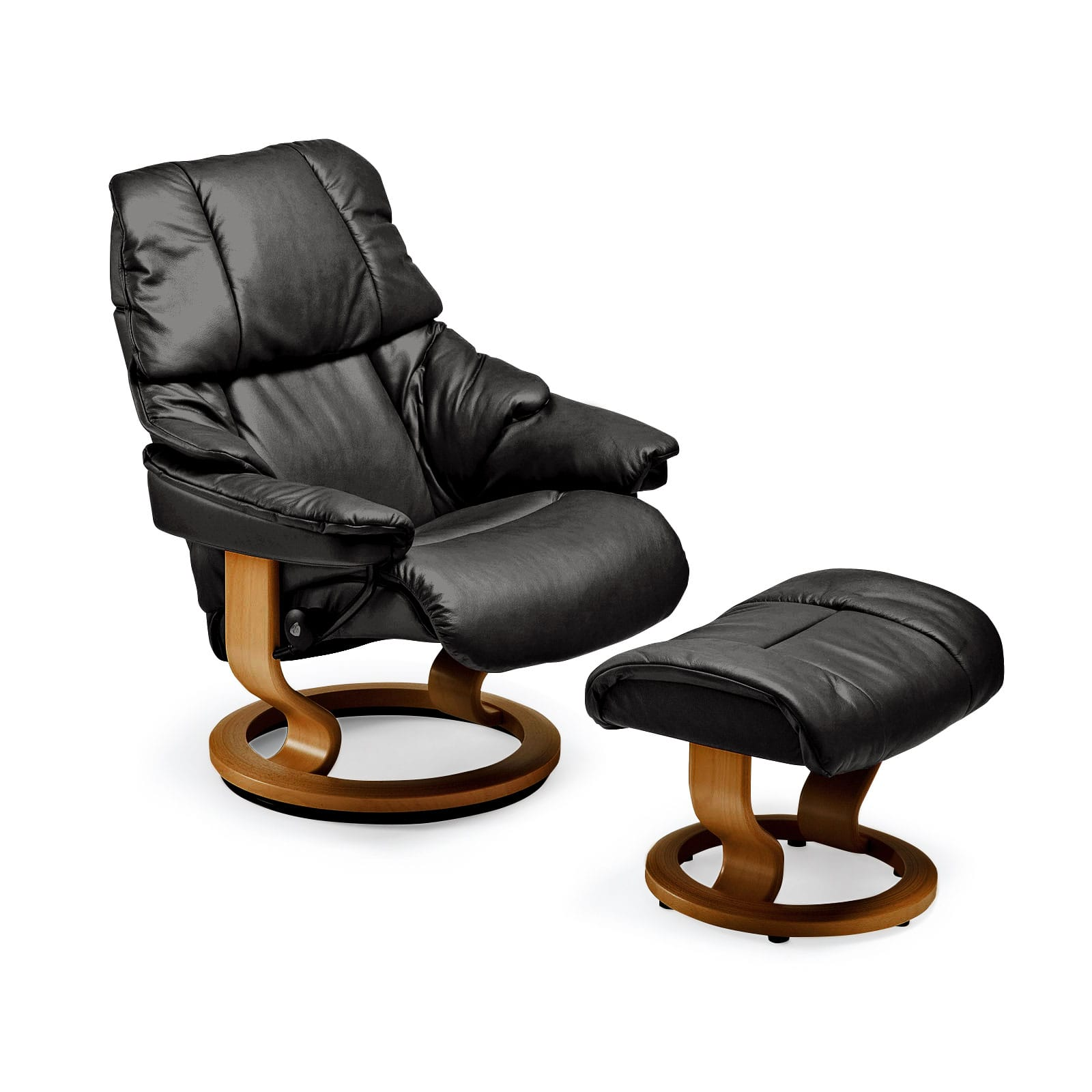 stressless stressless voyager recliners chairs ekornes. Black Bedroom Furniture Sets. Home Design Ideas