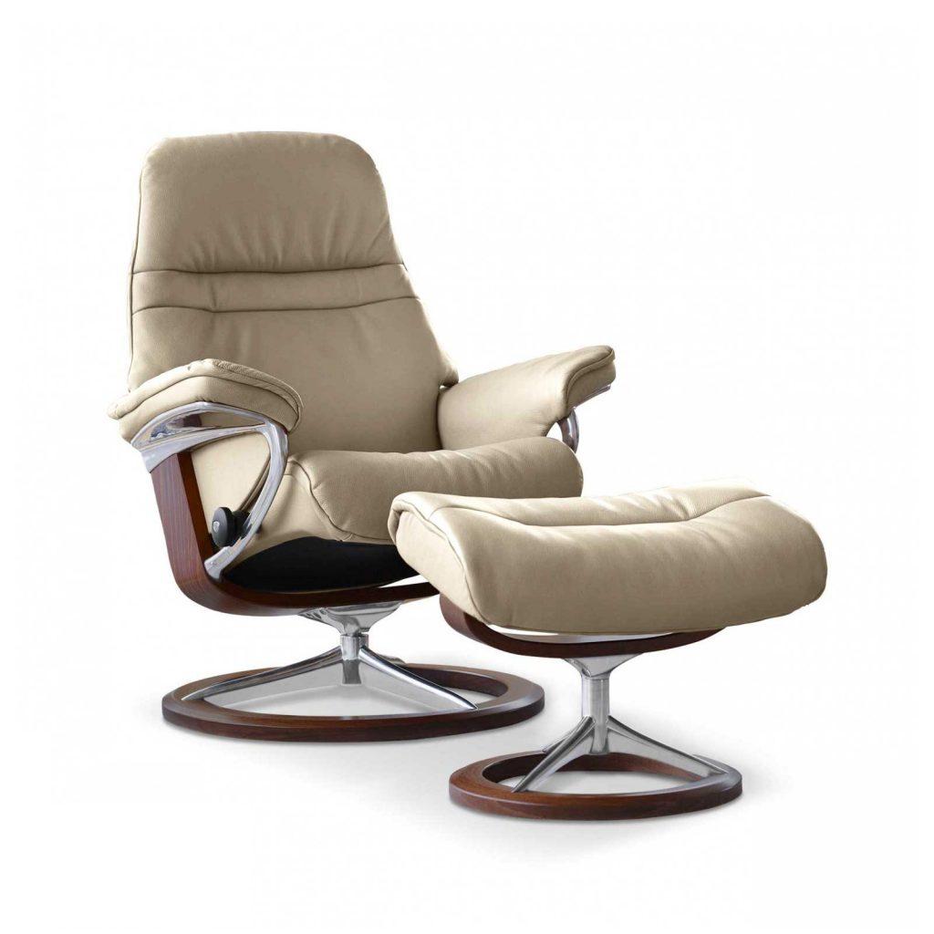 relaxsessel stressless sunrise batick cream untergestell. Black Bedroom Furniture Sets. Home Design Ideas