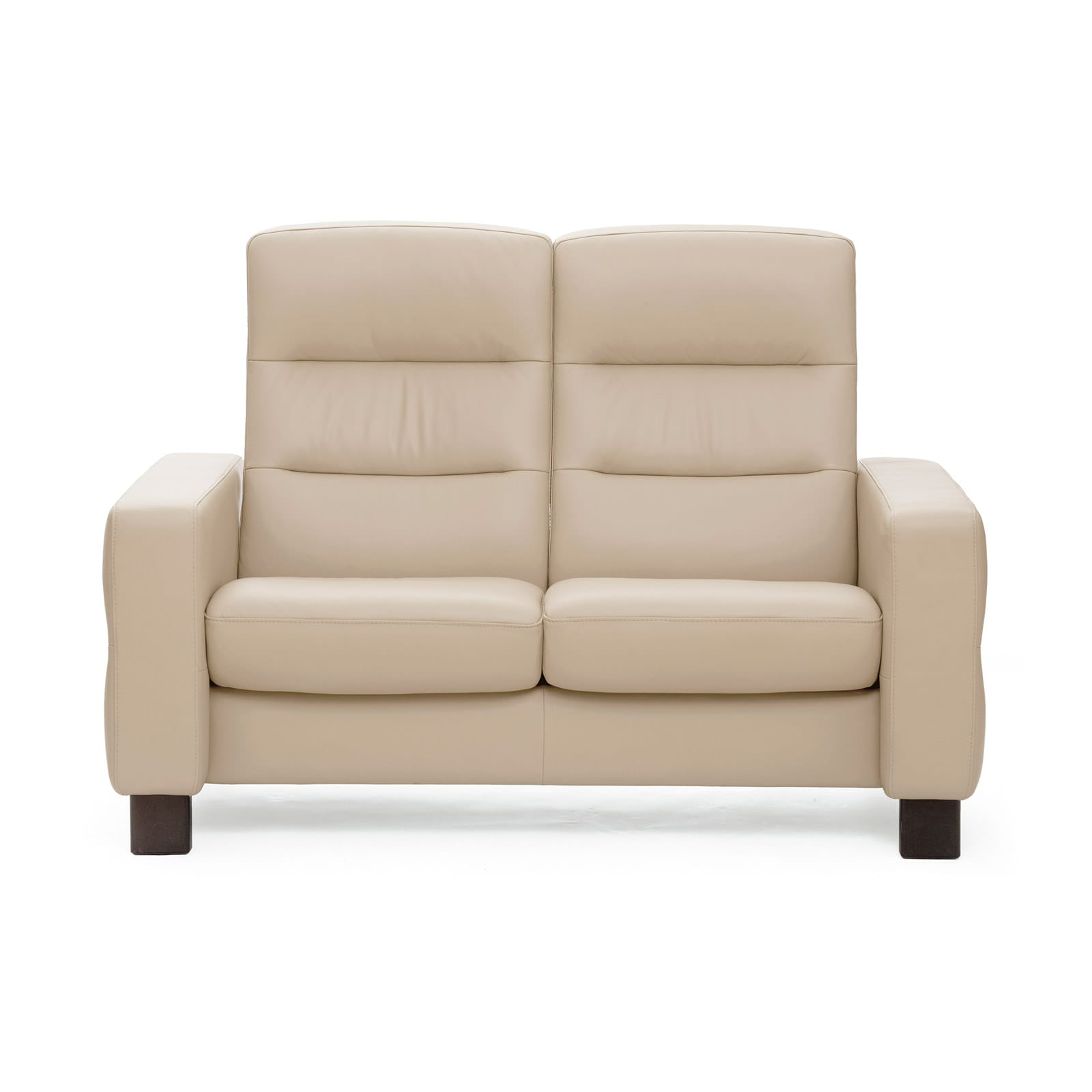 stressless sofa 2 sitzer wave m hoch batick cream. Black Bedroom Furniture Sets. Home Design Ideas