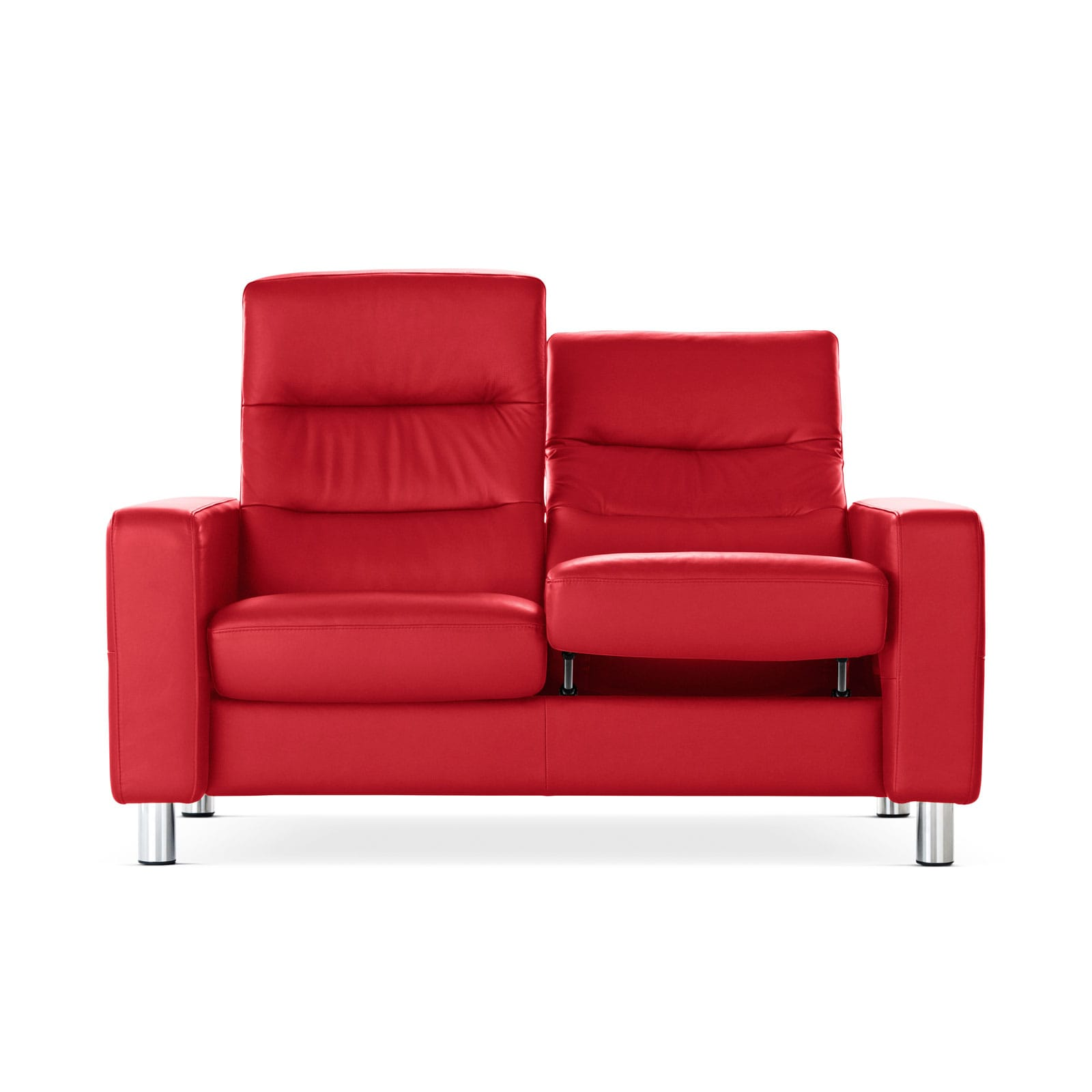 stressless sofa 2 sitzer wave hoch paloma tomato stressless. Black Bedroom Furniture Sets. Home Design Ideas