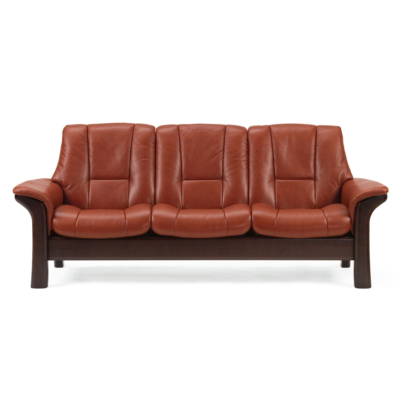 Stressless sofa 3 sitzer windsor m niedrig paloma copper for 3 on a couch
