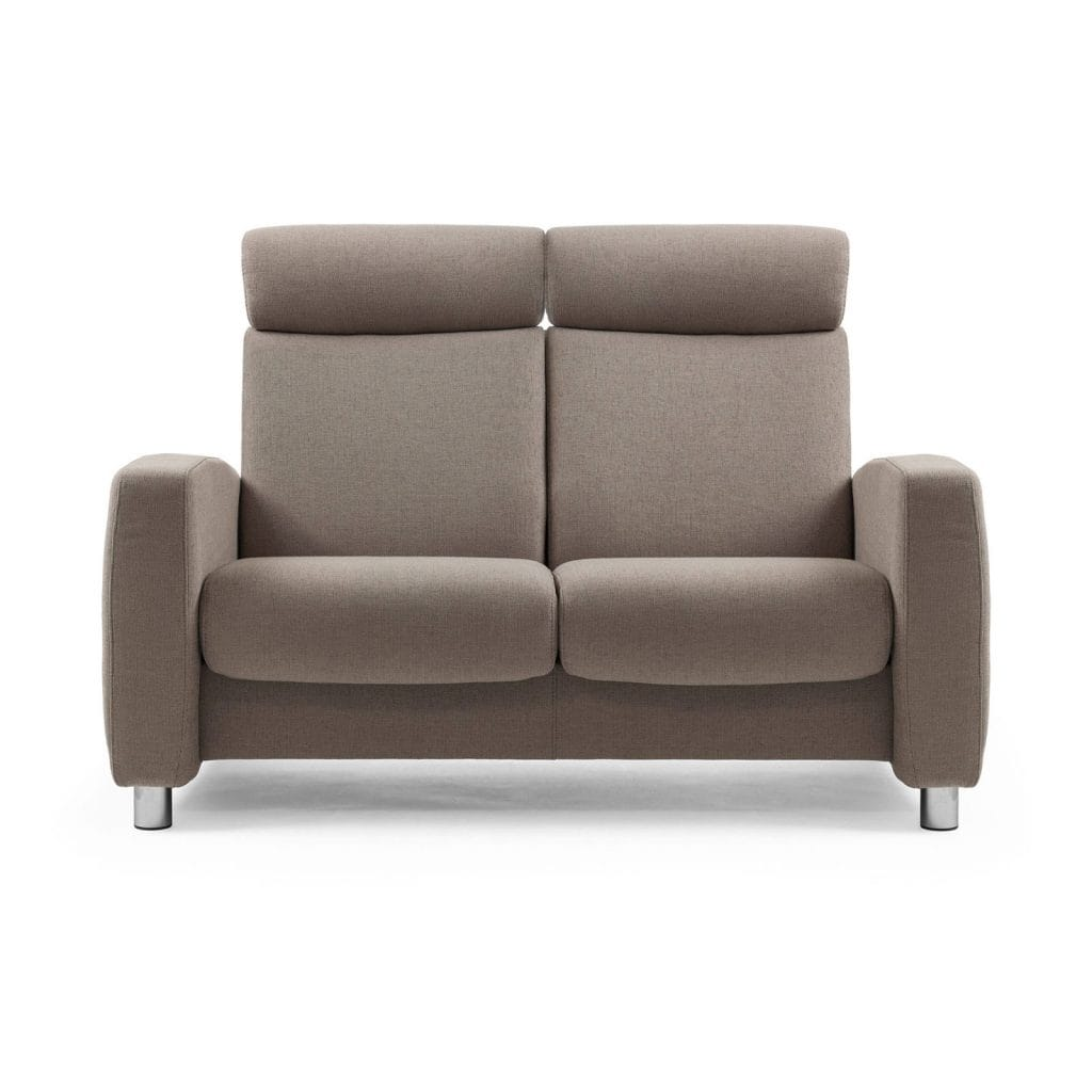 relaxsofa stressless arion hoch siena darkbeige. Black Bedroom Furniture Sets. Home Design Ideas