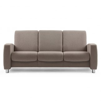 Stressless Sofa 3 Sitzer Metropolitan M Batick Snow