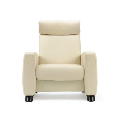 stressless sessel arion m hoch vanilla buche schwarz. Black Bedroom Furniture Sets. Home Design Ideas