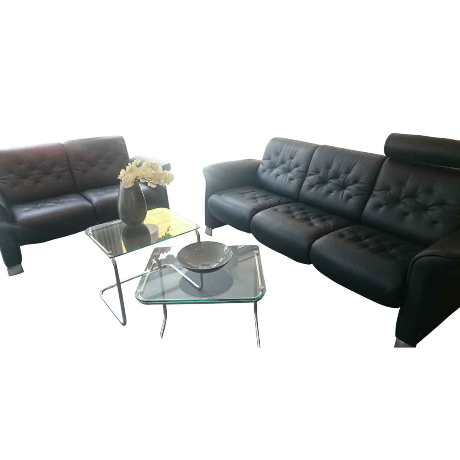 angebot stressless sofakombination metropolitan blue. Black Bedroom Furniture Sets. Home Design Ideas