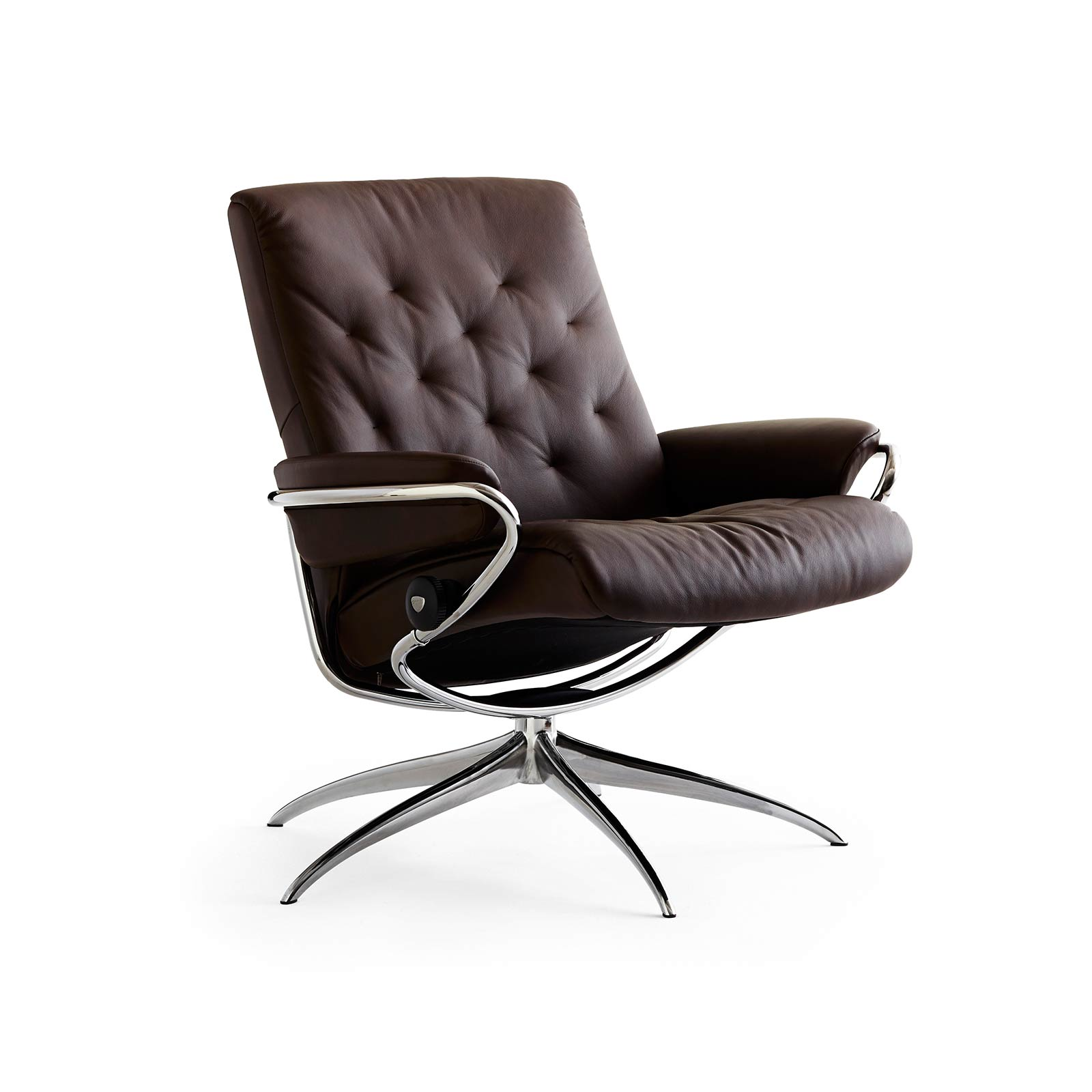 stressless sessel metro low back paloma braun stressless. Black Bedroom Furniture Sets. Home Design Ideas
