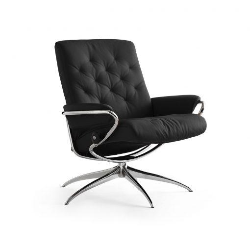 stressless sessel metro low back paloma schwarz stressless. Black Bedroom Furniture Sets. Home Design Ideas
