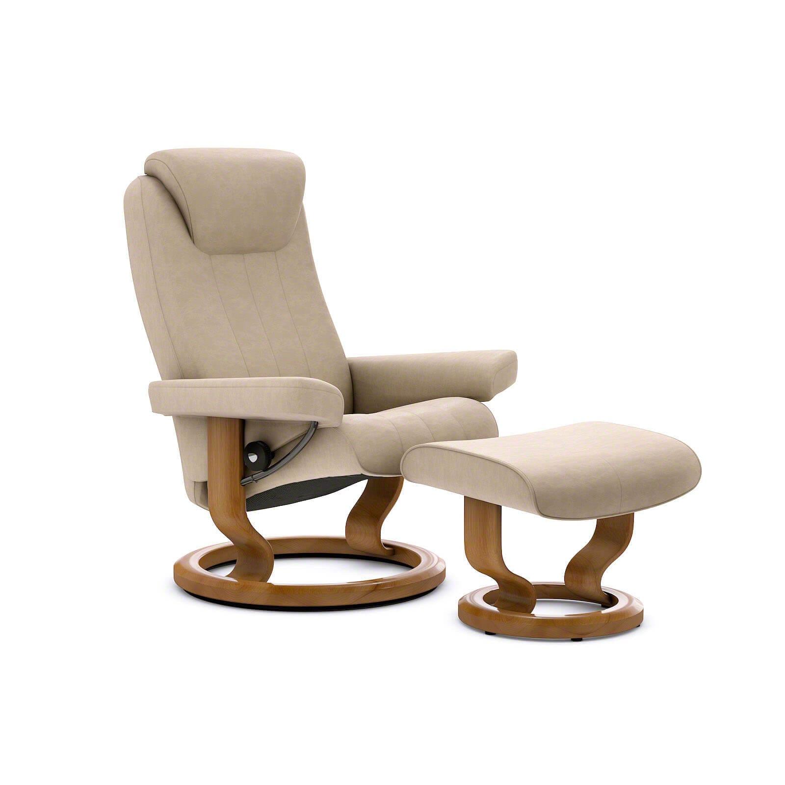 stressless bliss sessel beige stressless m bel online shop. Black Bedroom Furniture Sets. Home Design Ideas