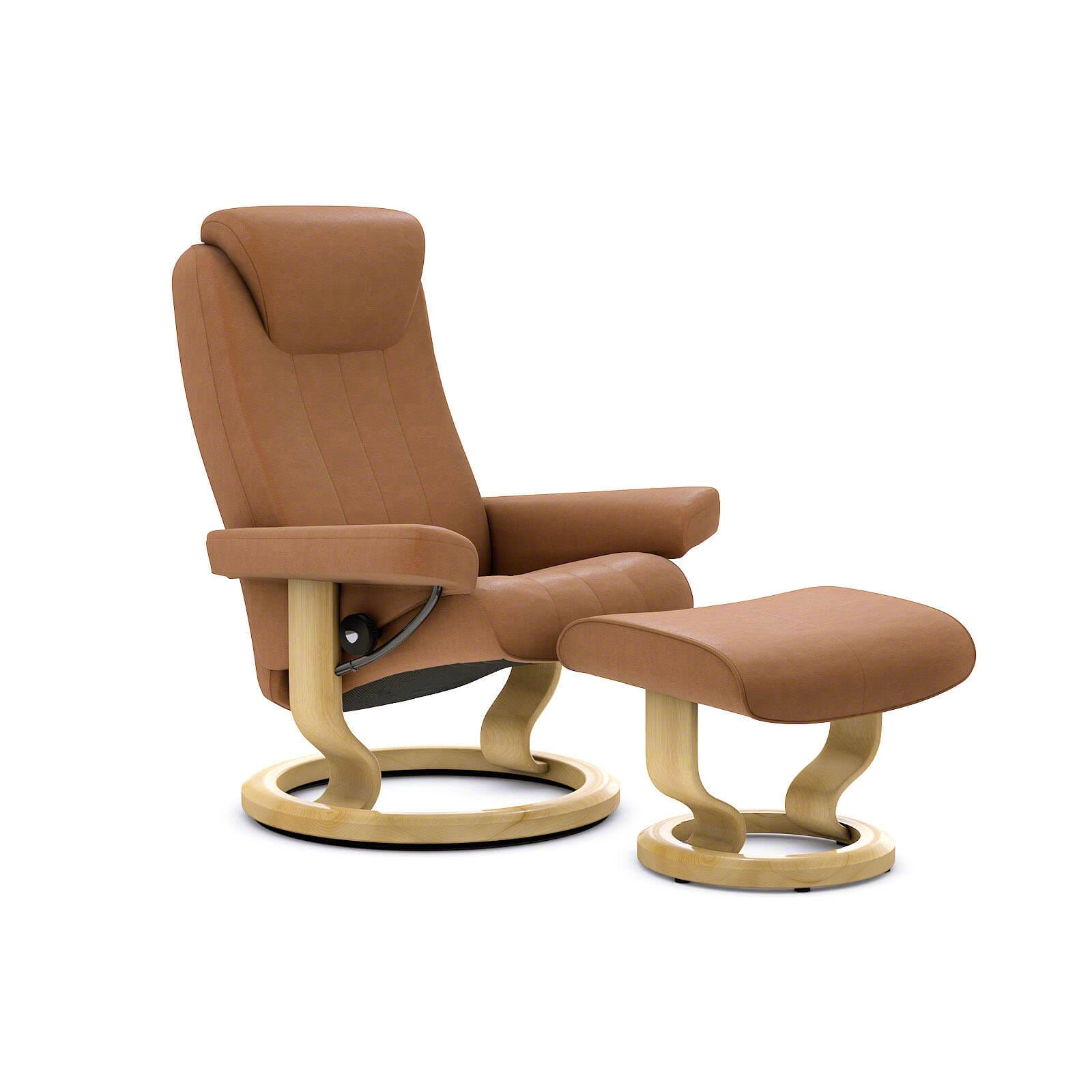 sessel taupe, stressless bliss sessel taupe mit hocker | stressless shop, Design ideen