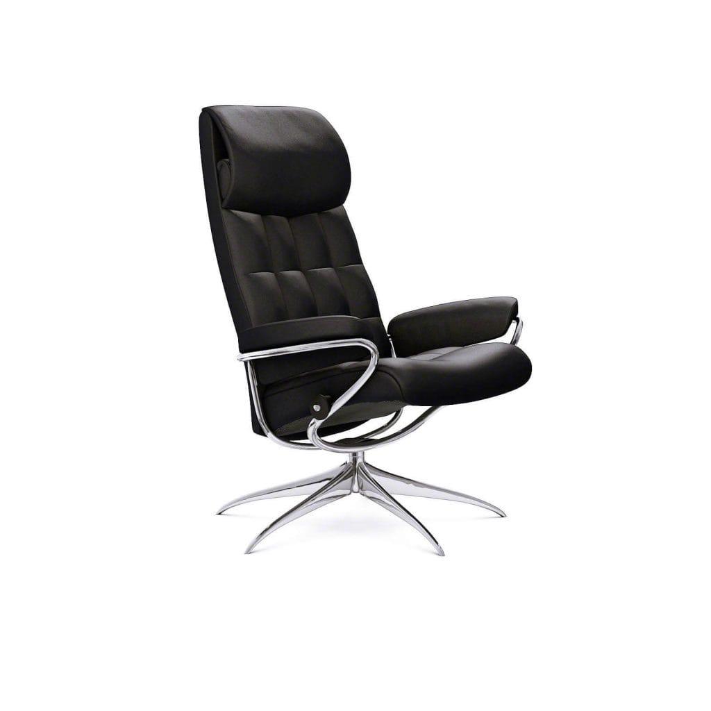 relaxsessel stressless london highback paloma black. Black Bedroom Furniture Sets. Home Design Ideas
