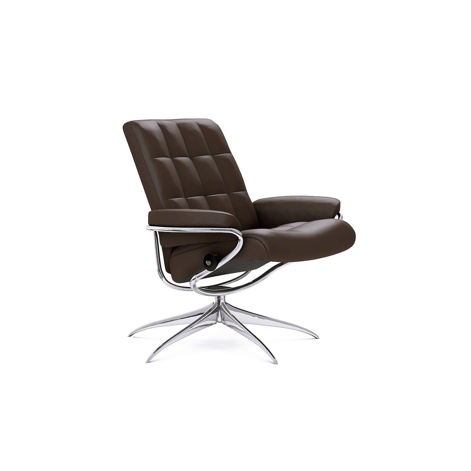 stressless london sessel niedrige lehne paloma chestnut stressless. Black Bedroom Furniture Sets. Home Design Ideas