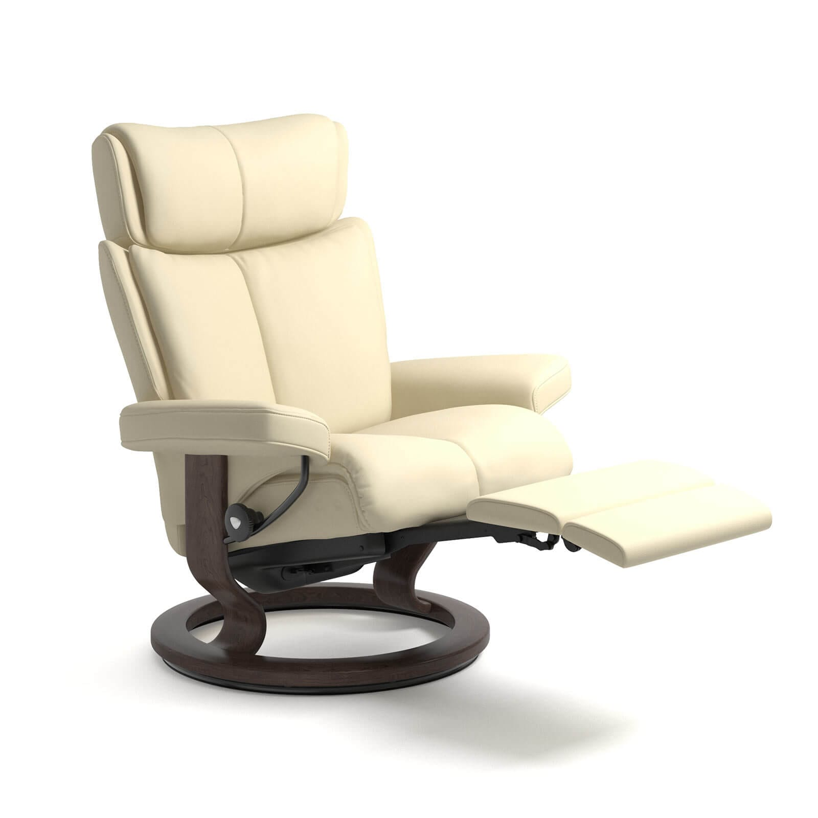 stressless magic legcomfort vanilla stressless online shop. Black Bedroom Furniture Sets. Home Design Ideas