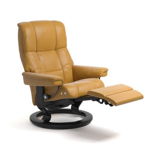 stressless sessel mayfair legcomfort cori mustard stressless. Black Bedroom Furniture Sets. Home Design Ideas