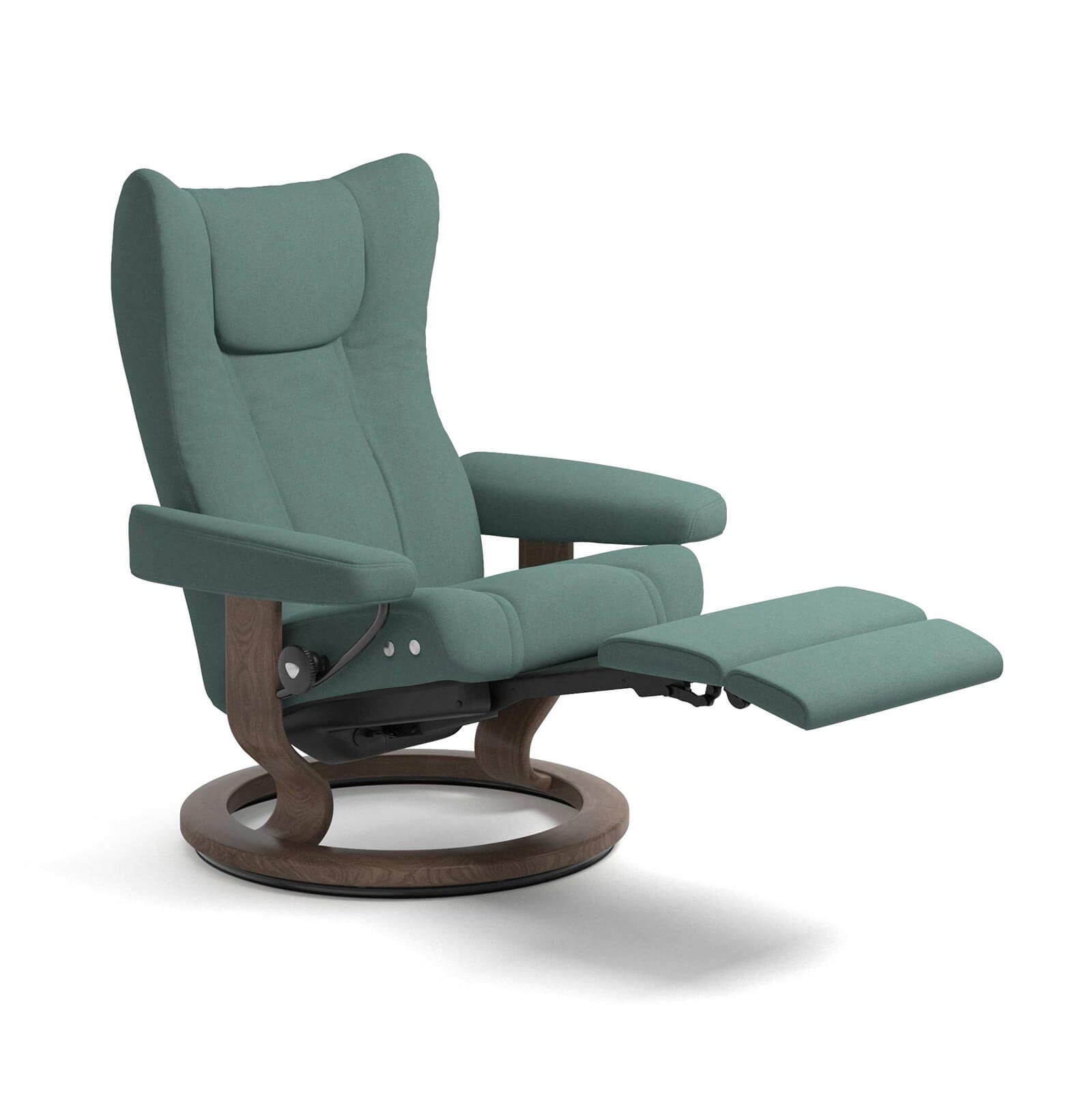 stressless sessel wing legcomfort aqua stressless shop. Black Bedroom Furniture Sets. Home Design Ideas