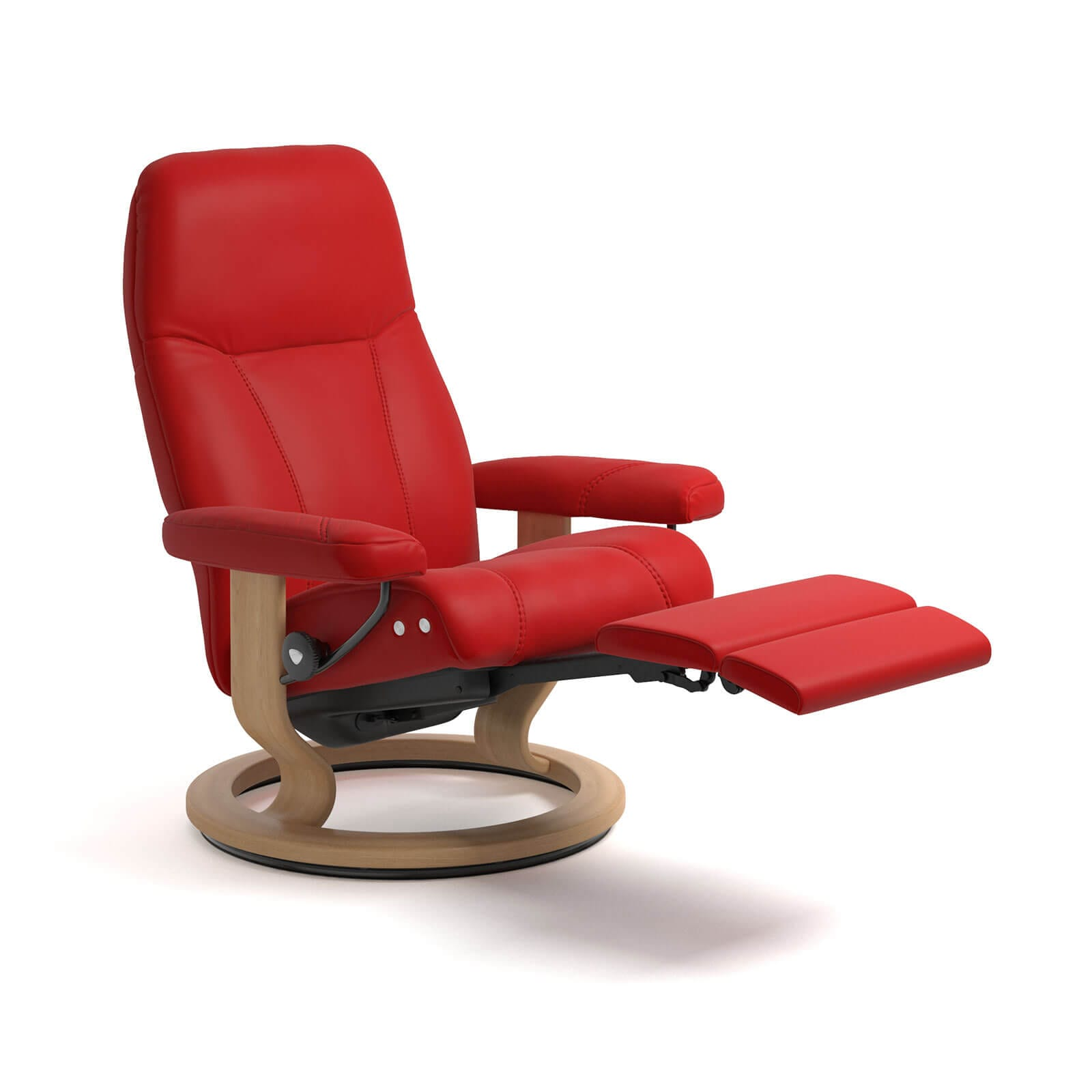 stressless relaxsessel consul legcomfort leder batick. Black Bedroom Furniture Sets. Home Design Ideas