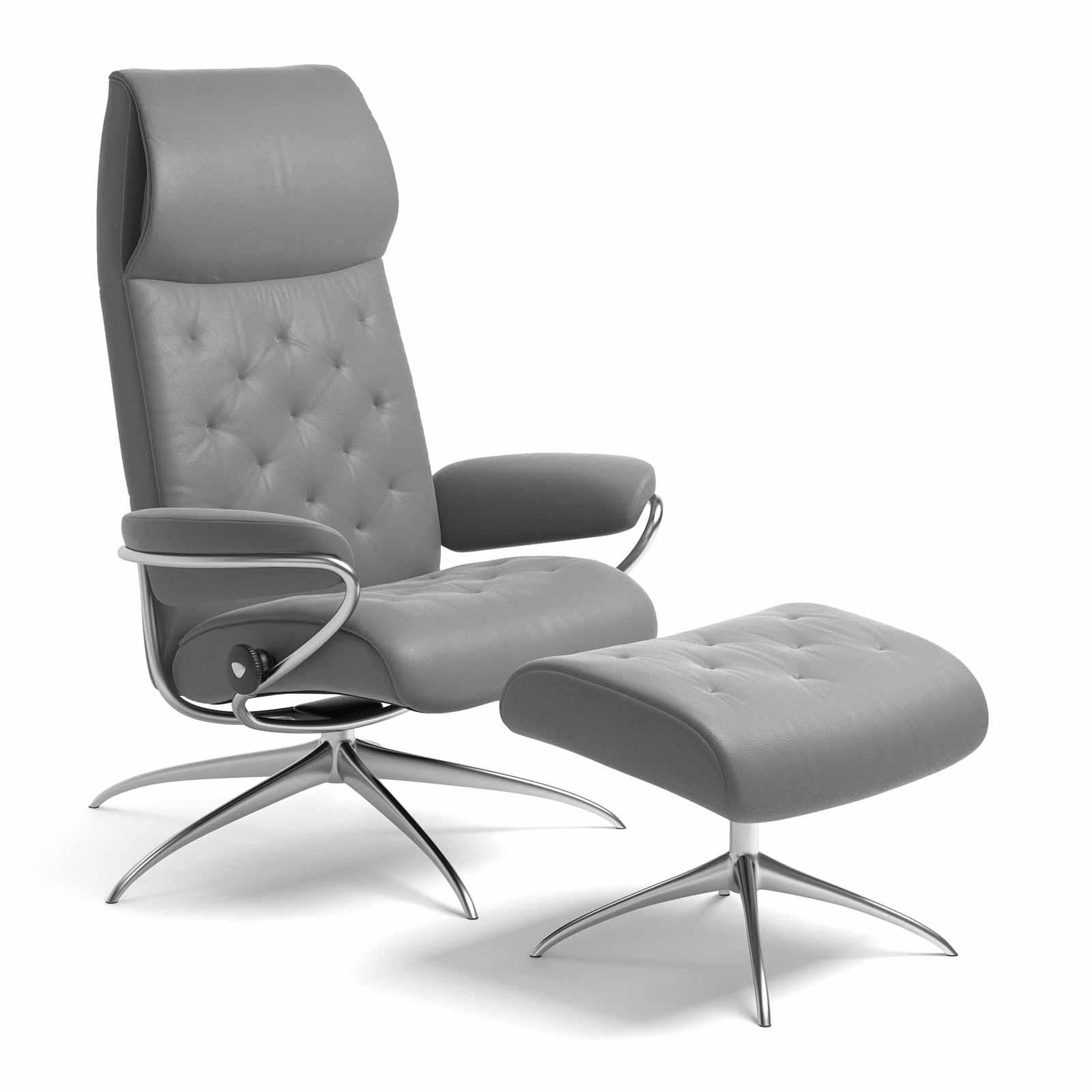 stressless sessel metro high back. Black Bedroom Furniture Sets. Home Design Ideas