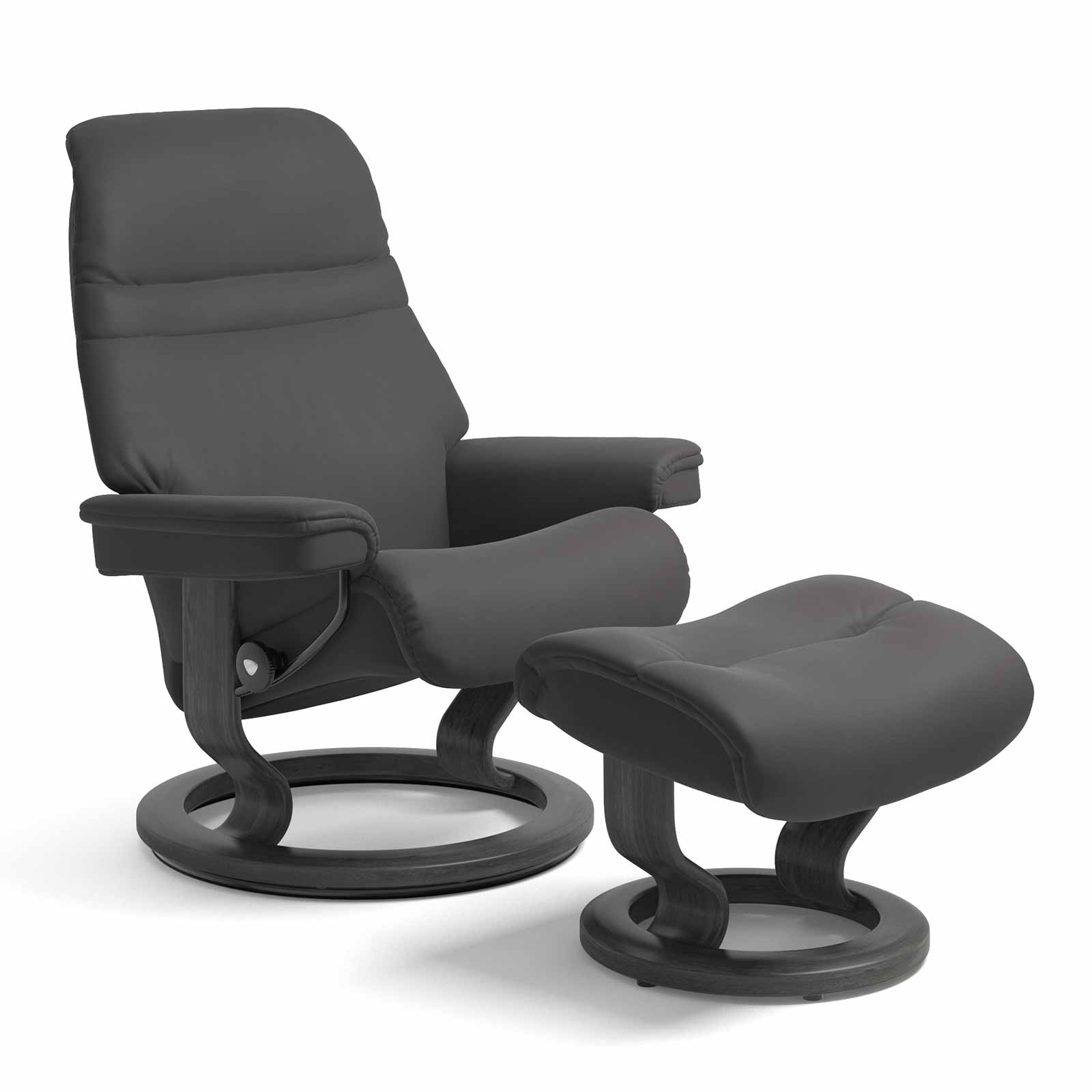 Stressless Sessel Sunrise Classic Paloma Rock Grau 12370150948008