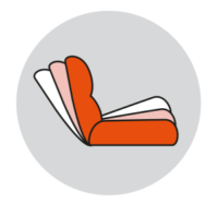 Stressless Balance Adapt Icon ohne Text