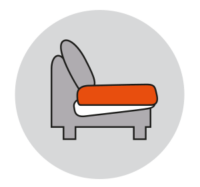 Stressless ErgoAdapt Icon ohne Text