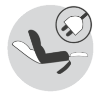 Stressless Power System Icon ohne Text